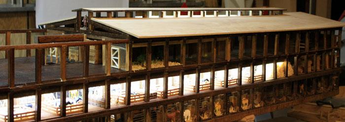 Windows On Noah S Ark Model School Of Biblical Apologetics